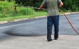 North Carolina Asphalt Driveway Repair